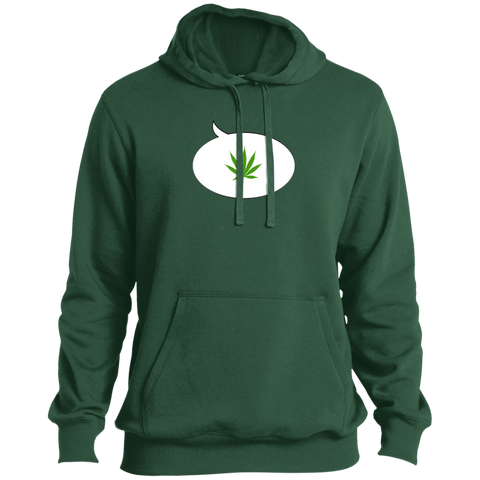 TALK BALLOON - Tall Pullover Hoodie - Herban Apparel