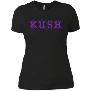KUSH - Ladies' Boyfriend T-Shirt - Herban Apparel