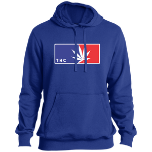 CANNA-LEAGUE -  Tall Pullover Hoodie - Herban Apparel
