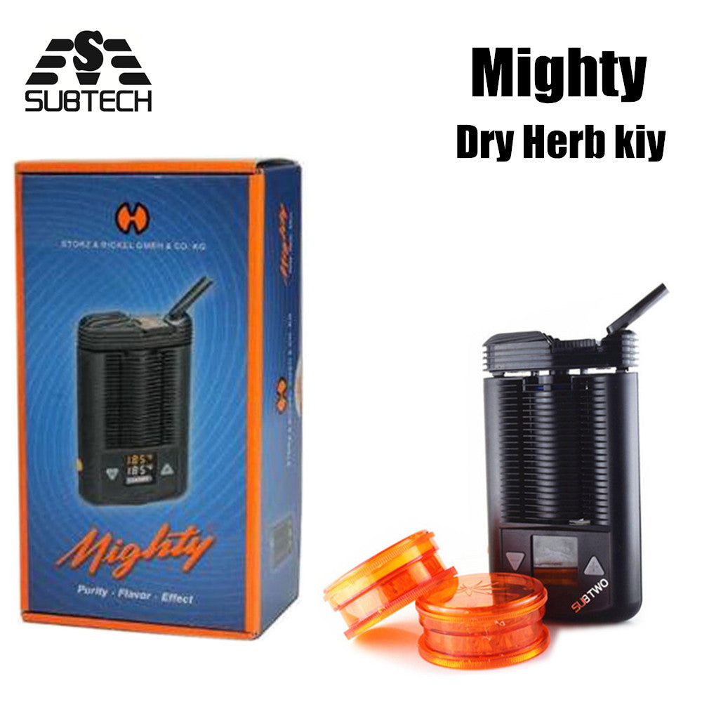 Mighty Mod Dry Herb Vape Kit - Herban Apparel