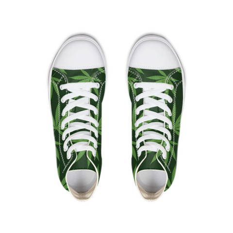 Leafy  HIGHTOP - Herban Apparel