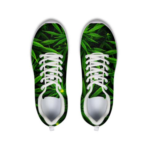 early flower print Athletic Shoe - Herban Apparel