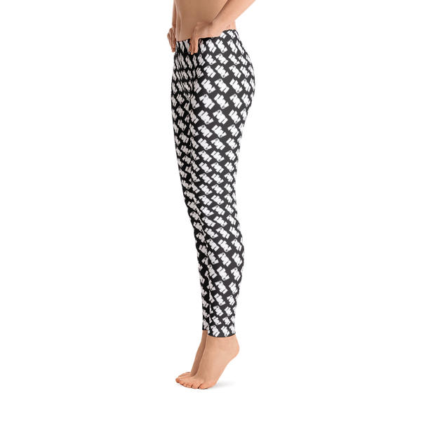 HA! Branded Repeat - Leggings - Herban Apparel