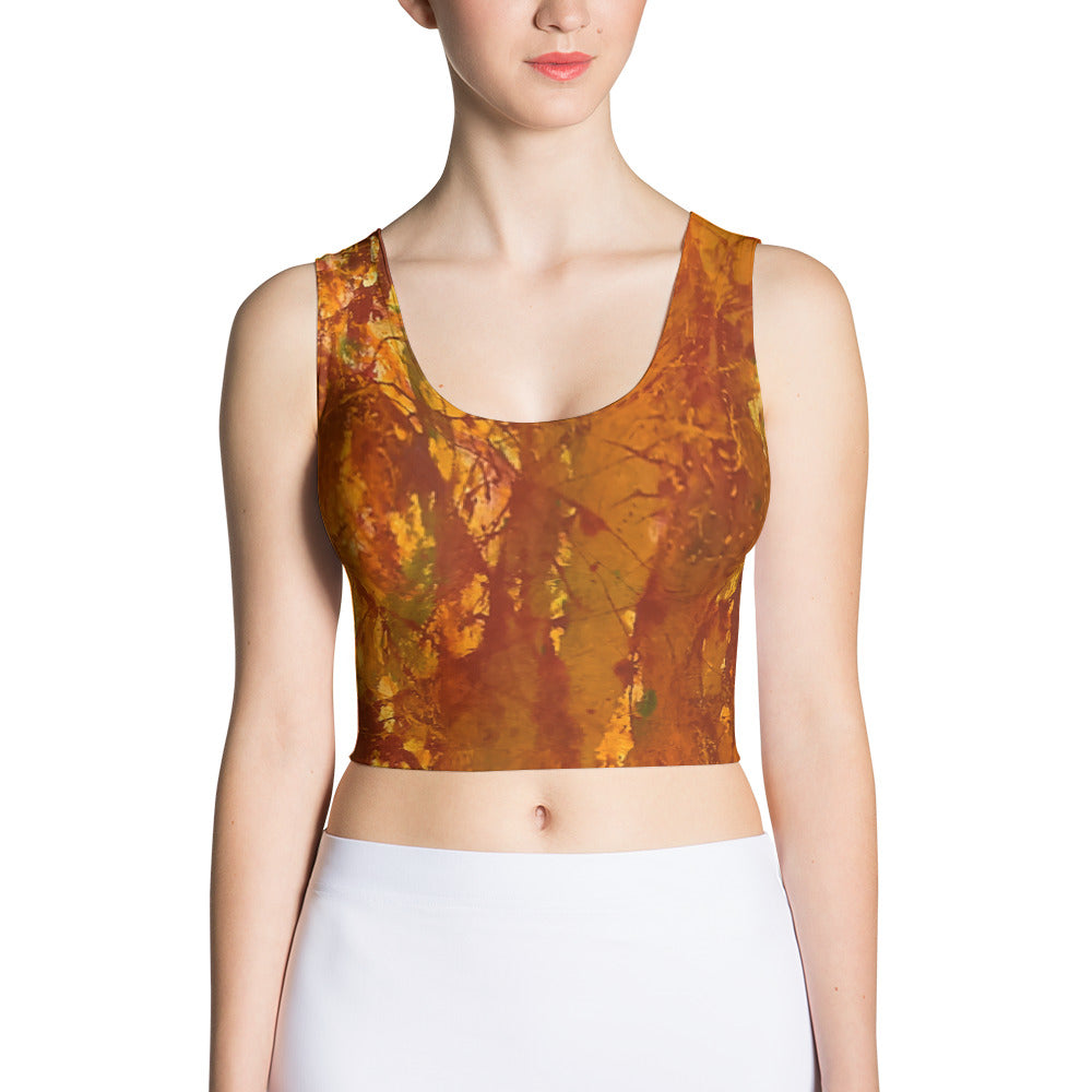 Crop Top - Journey - Herban Apparel