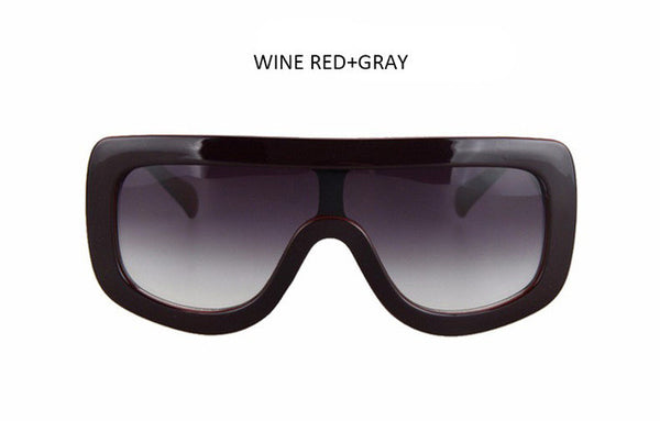 Oversized Sun Glasses - Shades - Herban Apparel