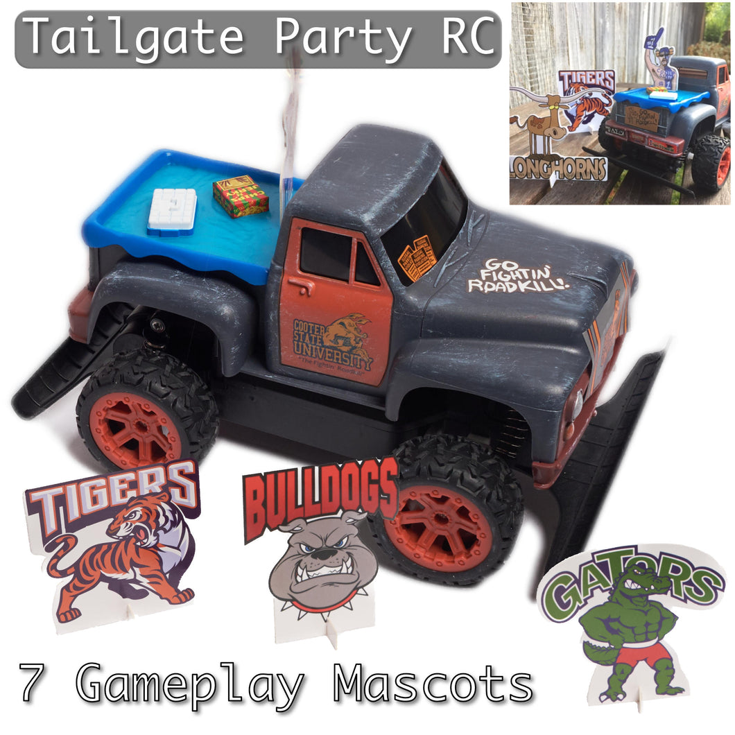 Tailgate Party Radio Control Party Mobile