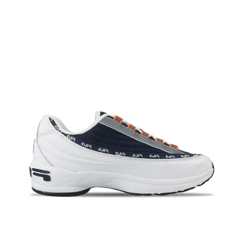Dragster W - White/Navy