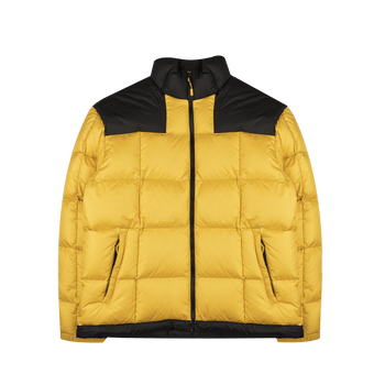 Lhotse Jacket - Yellow/Black