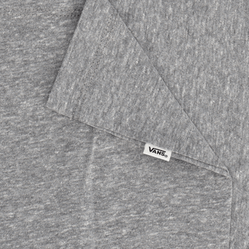 Flying V Crew Tee - Grey/Pink