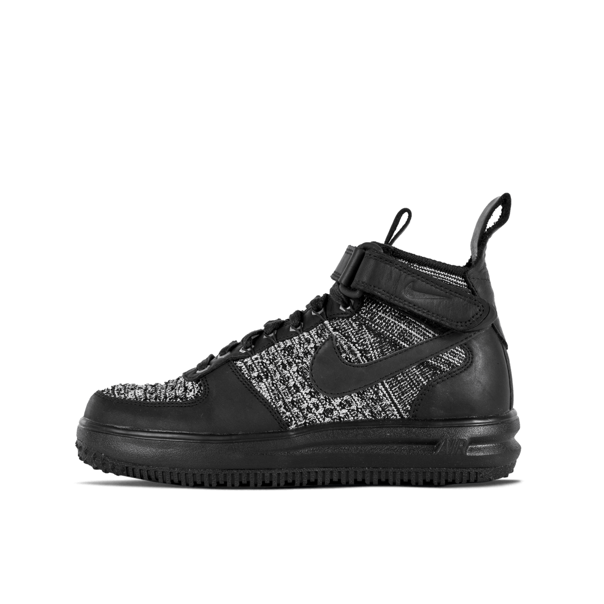 W LF1 Flyknit Workboot - black