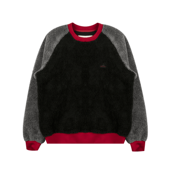Atlantic Crewneck - Military/Grey