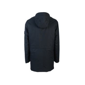 Supima Cotton With Primaloft - Black