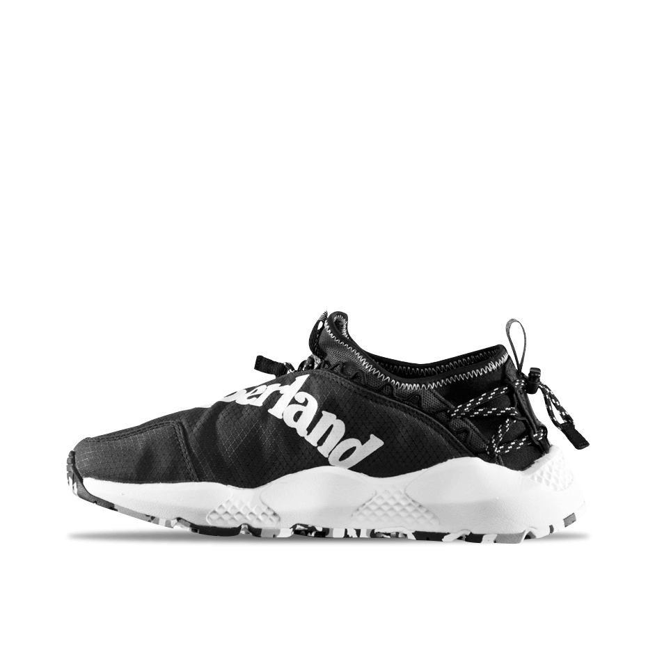 Ripcord Low - Black Ripstop