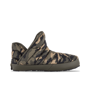 Thermoball Traction Bootie - Taupe Green/Burnt Olive/Camo