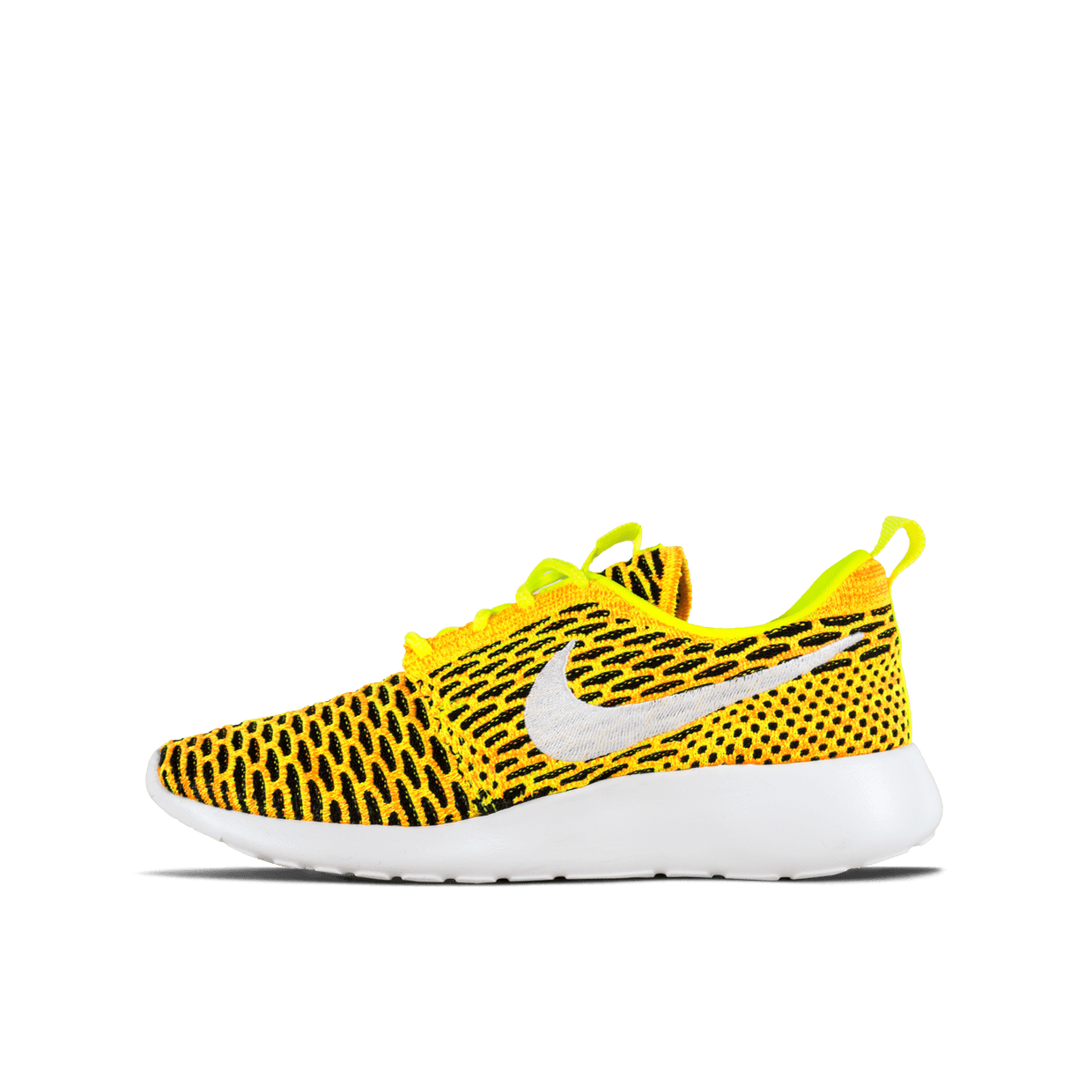 WMNS Roshe One Flyknit - Yellow/Orange