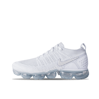 Air Vapormax Flyknit 2 - White/Vast Grey