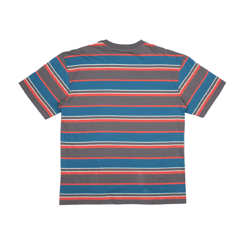 Quarter TS - Ebony Stripes