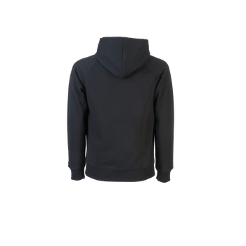 Hooded Chase Sweat - Black