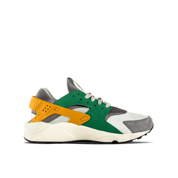 Air Huarache Run SE - Green/Gold