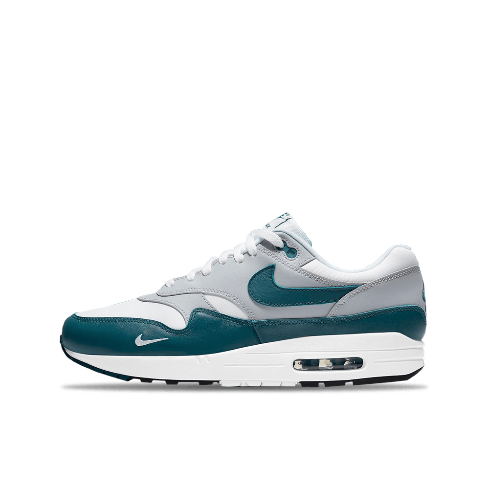 Air Max 1 LV8 - Bianche / Scure / TealGreen
