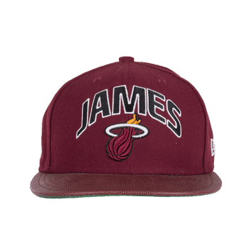 NBA Players Cap - Red
