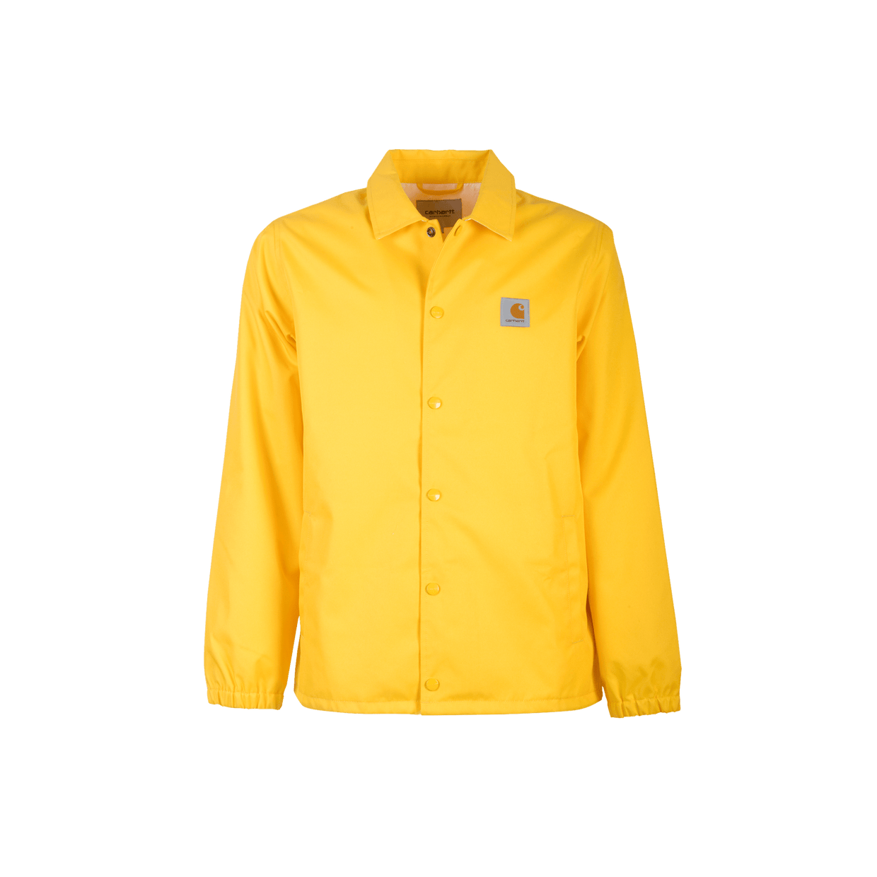 Watch Coatch Jacket - Yellow