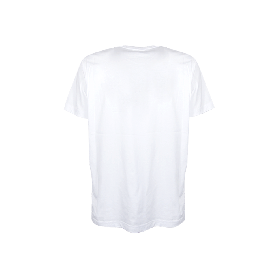 T-Just Division Tee - White