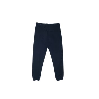 College Sweat Pant - Black