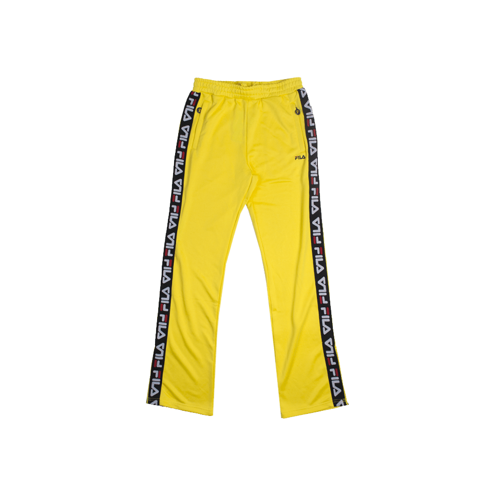 6198e6426343 Fila | Thora Track Pants - Yellow – Supernuts