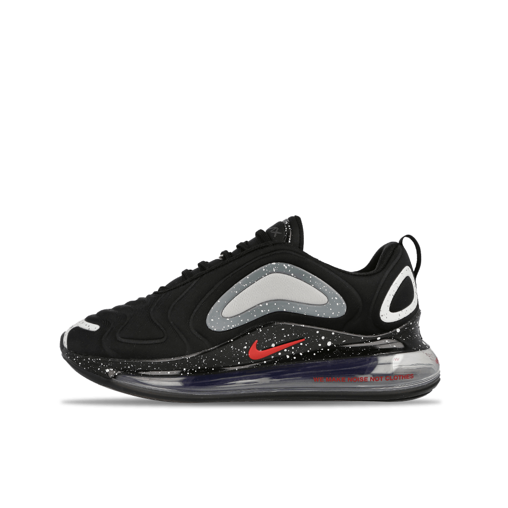 Air Max 720 / Undercover - Black/University Red