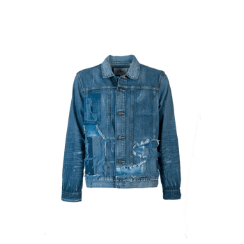 Jacket - Blue Denim