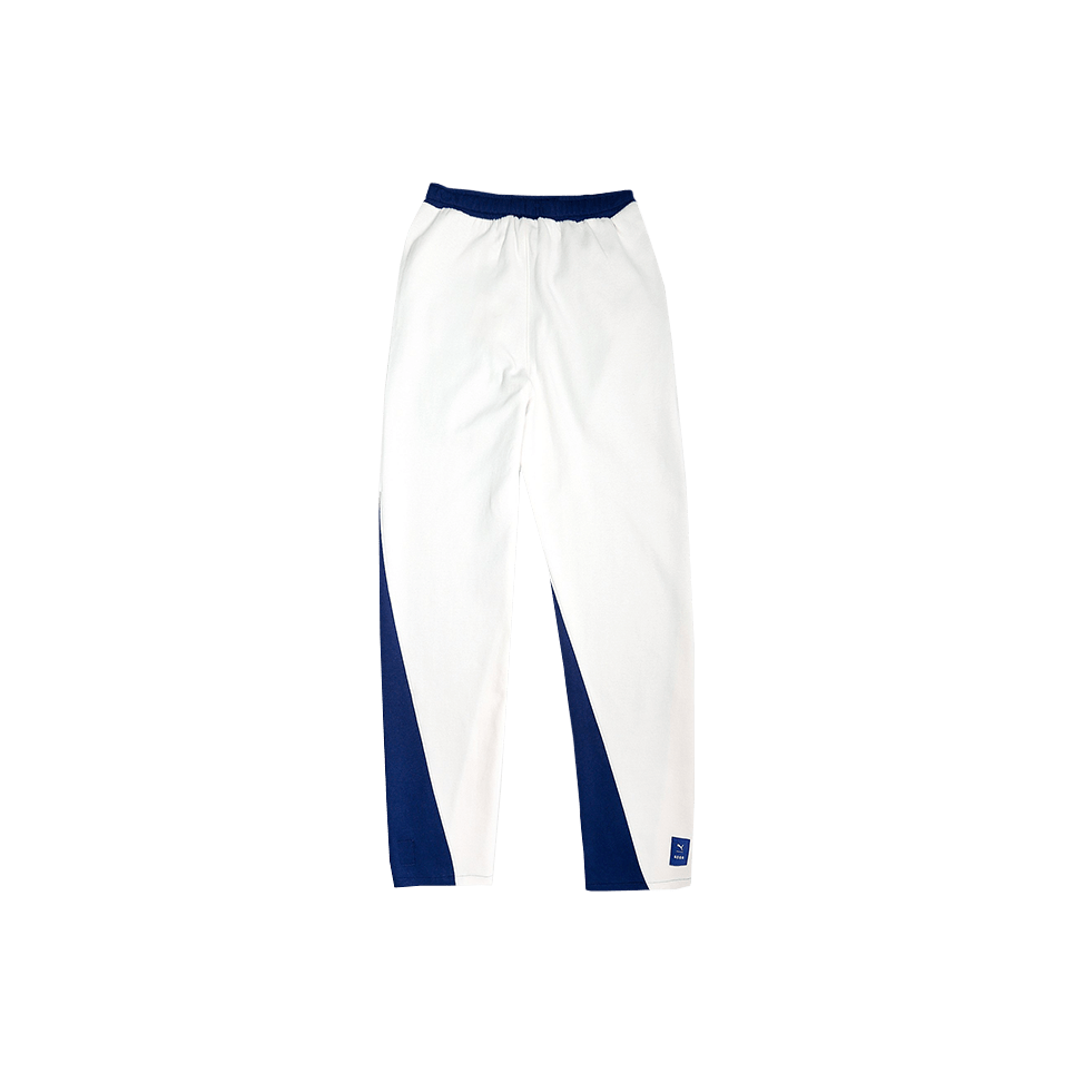 Puma x Ader Pants - Whisper White/Blue