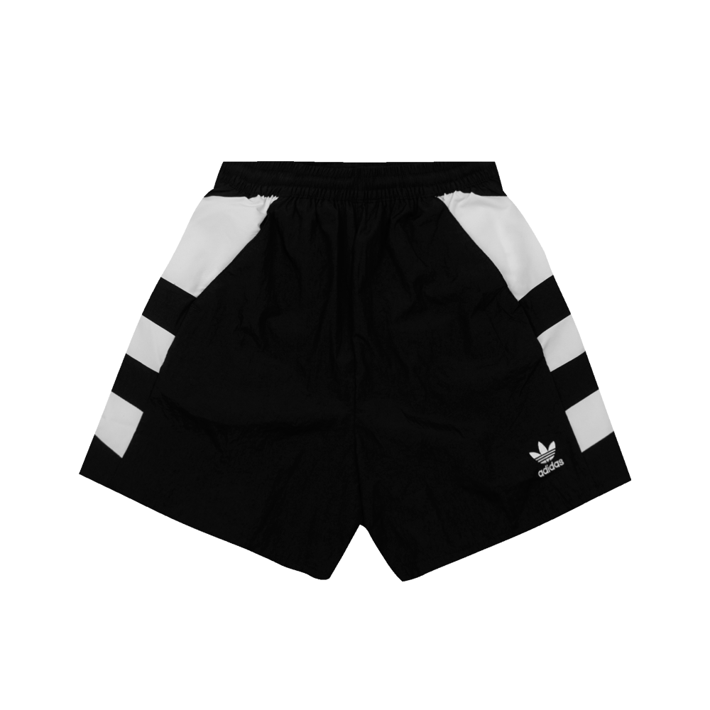 LRG Logo Short - Black/White
