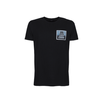 Black Garment washed - Black