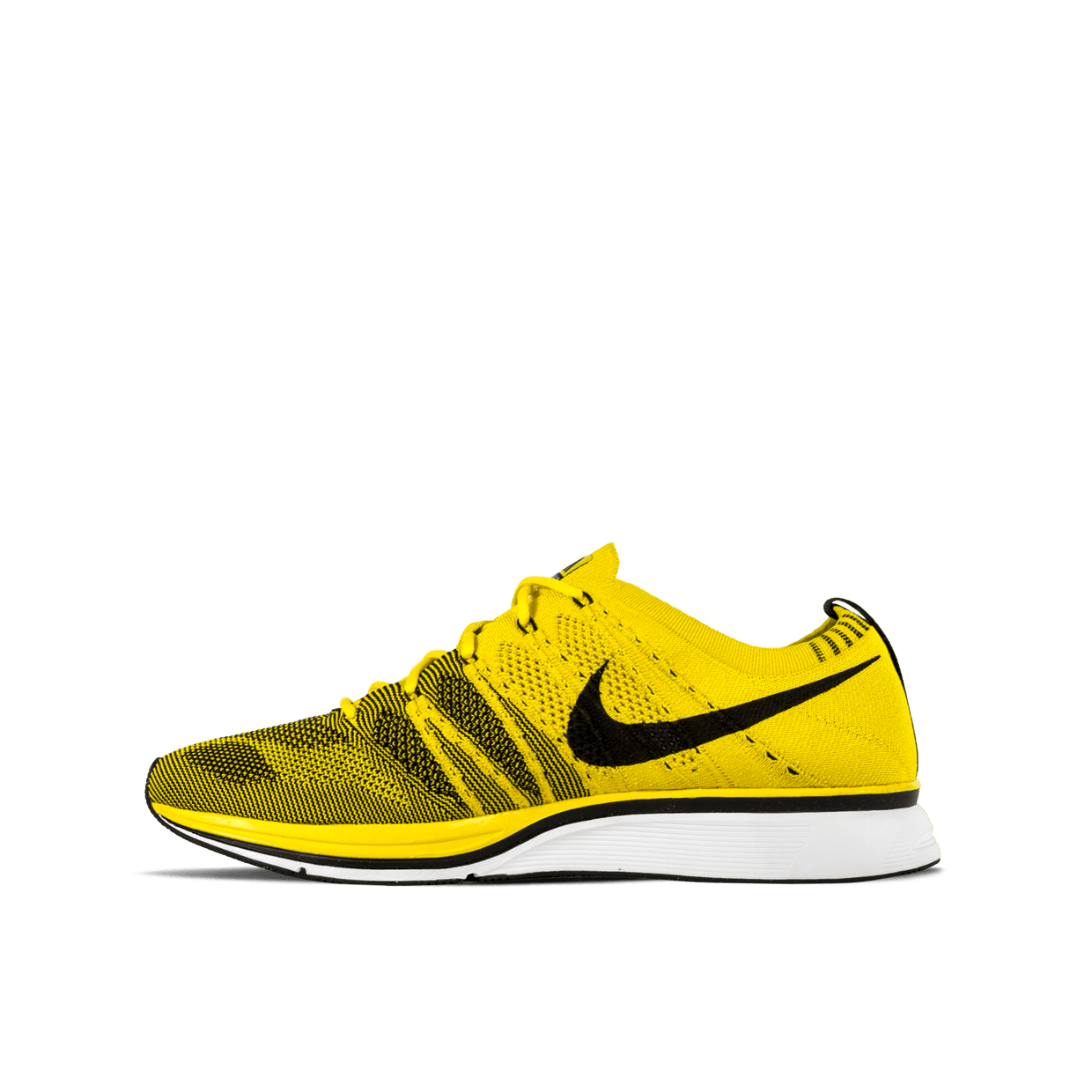Flyknit Trainer - Yellow