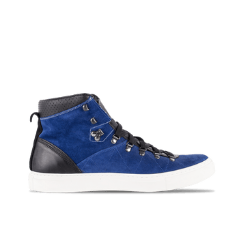 DIEMME Sneakers High - Blue/Black