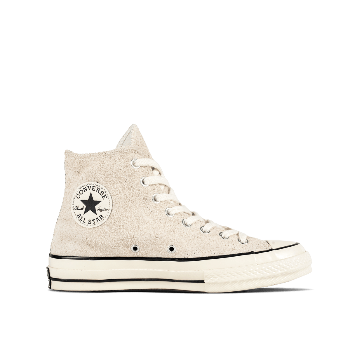 Chuck Taylor AS Hi 70s Suede - White