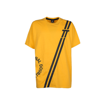 Sash Tee - Yellow