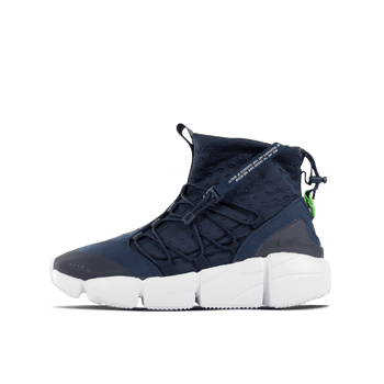 Air Footscape Mid Utility - Blue