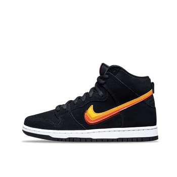 SB Dunk High Pro - Black/University Gold