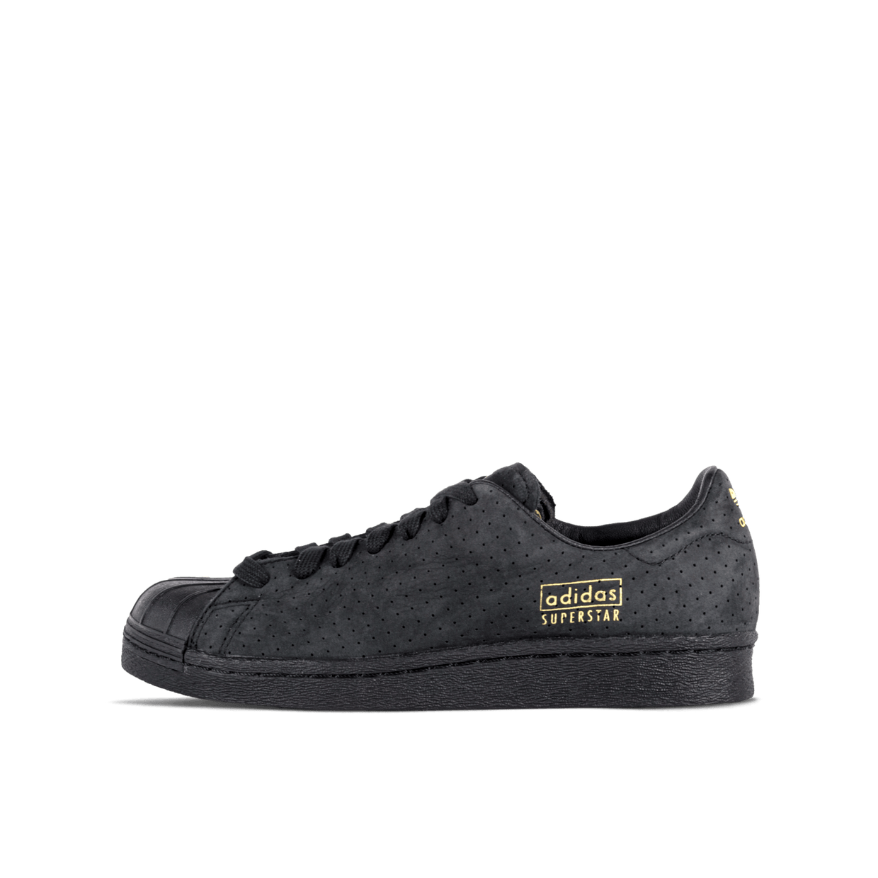 Superstar 80's Clean - Black