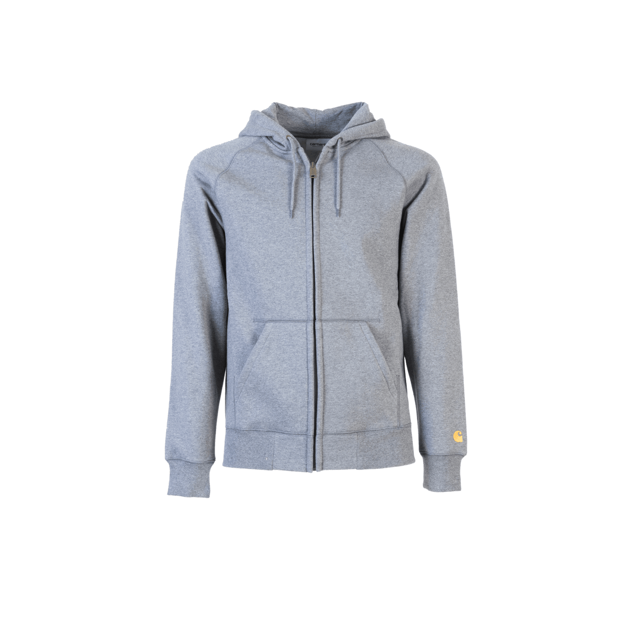 Hooded Chase Jacket - Grey