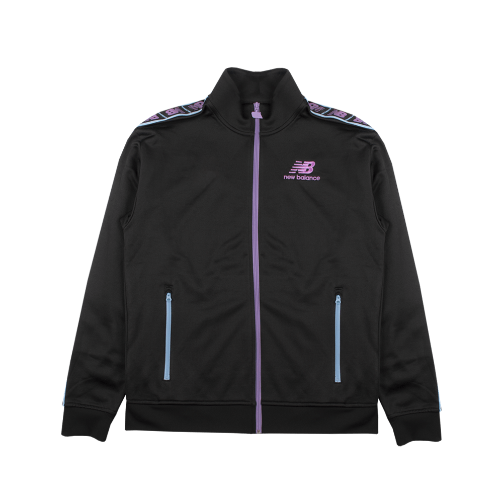 Athletics Tokyo Nights Jacket - Black
