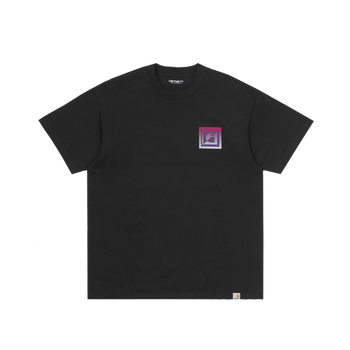 Record Club T-shirt - Black