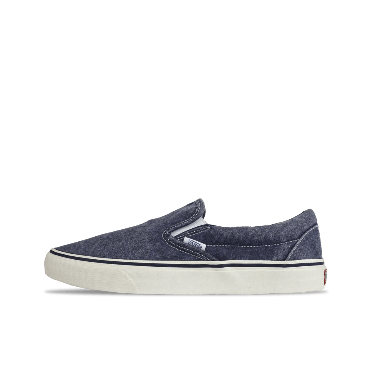 Slip-On Decon CA - Washed Black