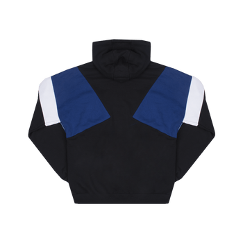 Umar Hoody - Black/Solidate Blue/Bright White