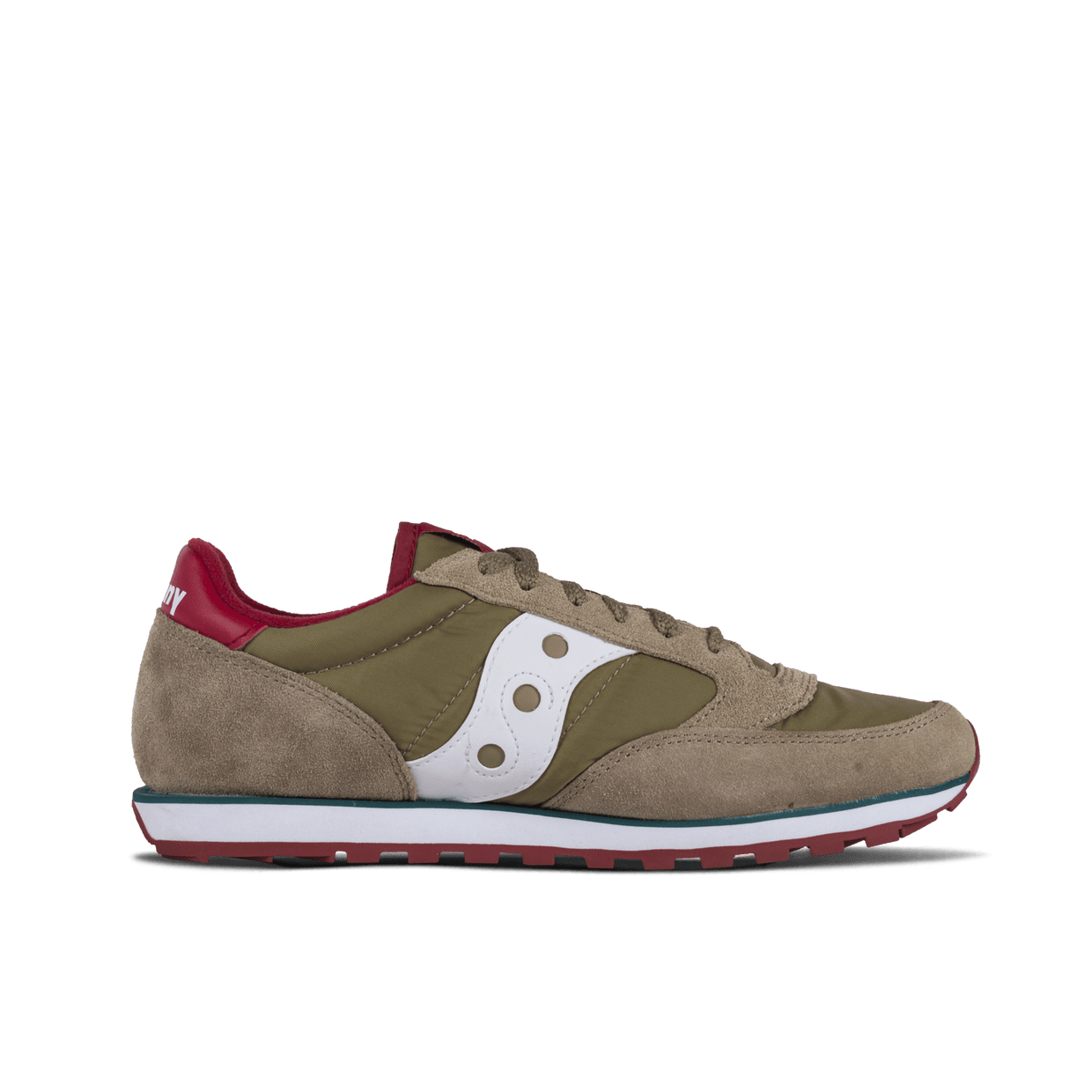 Jazz Lowpro - Brown/Red