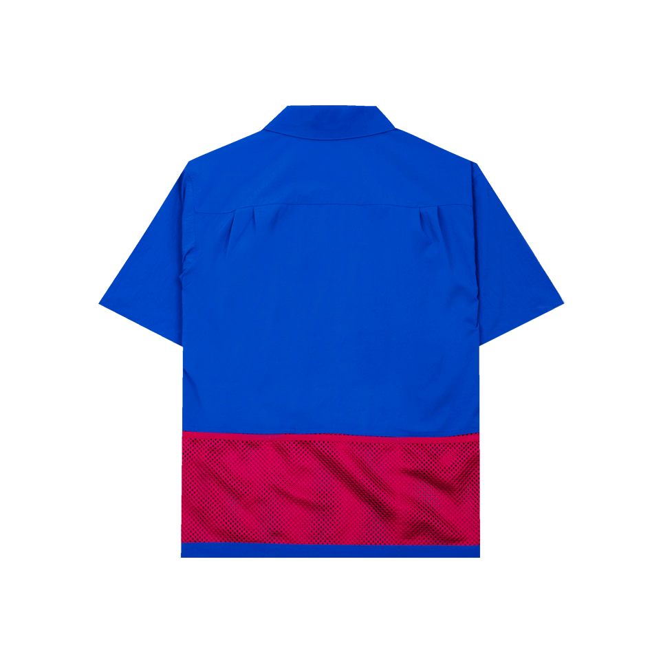Acg Top - Blue/Pink