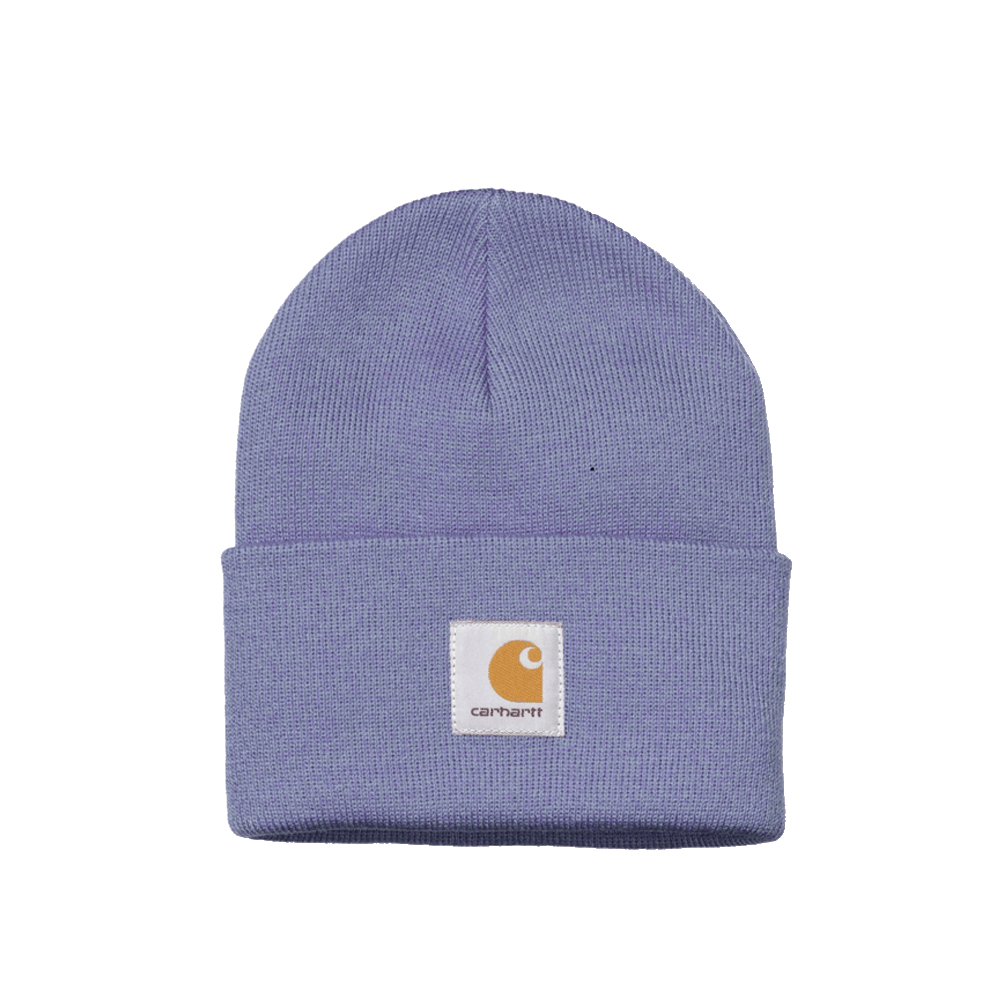 Acrylic Watch Hat - Cold Viola