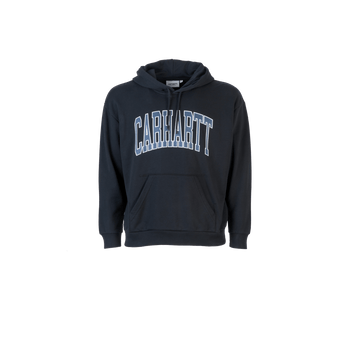 W Hooded Division Sweat - Black
